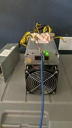Bitmain Antminer L3+ 480mh/s Miner Litecoin/dogecoin Usa Tuned For Efficiency