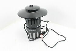 See Notes Dynatrap Dt1050 Insect Near Silent Half Acre Mosquito Trap Black