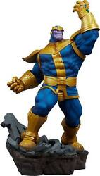 Avengers Assemble Statue 1/5 Thanos Classic Version Sideshow Collectibles