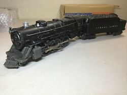 Lionel 2025 Prairie 2-6-2 Locomotive With Box And 6466wx Tender Tested Runs