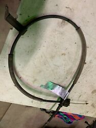 1998 Ford Mustang 4-speed Manual Clutch Cable