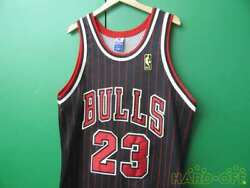 Chanpion Nba Authentic Jersey T-shirt Cut And Sew Us44 Vintage Rare