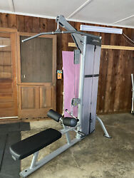 Life Fitness Optima Series Lat Pull-down/low Row