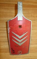 Vintage Mercury Mark 30 30 H Outboard Face Plate Front Cover