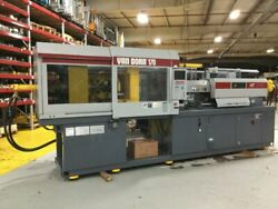 Van Dorn 170 Ton Injection Mold Machine 170-rs-14fht Used 115090