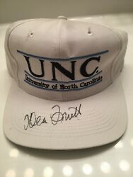 Dean Smith Signed Autographed University Of North Carolina Hat
