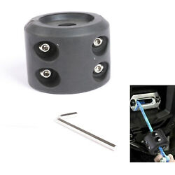 New Winch Cable Hook Stop Stopper Rubber Cushion