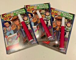 Bundle Of 24 Toy Story 4 Magic Pen Painting Invisible Ink And Book