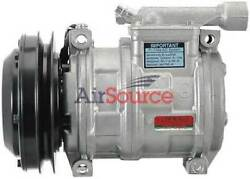 Denso Style Ac Compressor John Deere Crawler Loader Replaces At163728