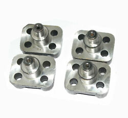 King Pin Bearing Cap 4 Units For Willys Cj Mb Gpw M38 All Jeeps Model @ca