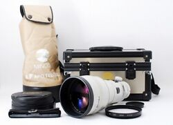 [mint] Minolta High Speed Af Apo Tele 300mm F/2.8 Lens From Japan 2853