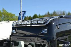 Truck Roof Bars+led Spots+leds For New Generation Scania R And S High Cab 2017+