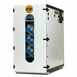 New Gqf 1502 Incubator With Egg Trays And 3030 Water Reserve System Fast Ship