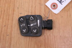 2010 Sea-doo Gtx 260 Limited Is Left Handlebar Switch Control Switch