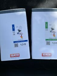 Pair Of Sata Jet X 5500 1.3 Kemperle 80 Years Limited Edition