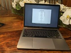 Apple Macbook Pro 2020 13andrdquo Inch Lcd Touch Bar 2tb Storage Very Good Quality