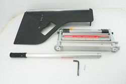 See Notes Norske Nmap001 13 Inch Laminate Flooring Siding Cutter W Fixed Fence