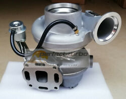 New Turbo Charger For 2002- Cummins Marine With Pegasus Engine Hx55wm Qsc 8.3l