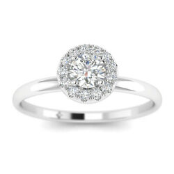 1.17ct F-si2 Diamond Cluster Engagement Ring 950 Platinum Any Size