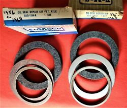 1956 - 1964 Ford Big Truck Front Axle Oil Seal Repair Kits Two