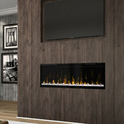 Dimplex Ignite Xlf50 50 Electric Fireplace Recessed Plug-in Or Hardwire - New