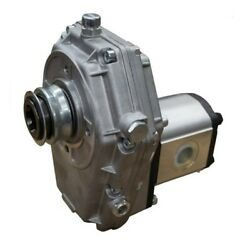 Galtech Hydraulic Pto Gearbox With Group 3 Pump Aluminium