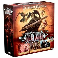 Mage Knight Ultimate Edition New Free Shipping