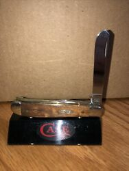 Case Xx Mini Trapper 1207 Ss Knife100 Years 1895-19951 Of 100 231