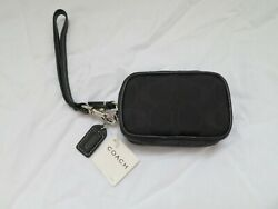Coach Signature Collection Mini Bag with Removable Strap $18.95
