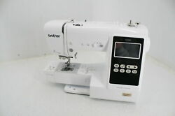 See Notes Genuine Brother Computerized Sewing Embroidery Lb5000 Touch Screen