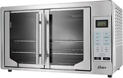 Oster French Convection Countertop And Toaster Oven   Single Door Pull