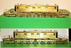Rare Overland Models O Scale Omi-0286 Nyc P-2 Electric Ex-cut - Runs Tested
