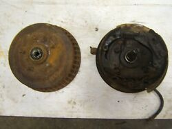 1970 Pontiac Lemans Gm A Body Complete Spindle With Brake Drum Assy Dr Side