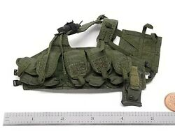 Ace Workshop Od Green Chest Rig Modified Used 16 Scale 12inch Figure Accessory