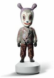 Lladro The Guest By Gary Baseman Figurine. Large Model. Limited Edition 01007889