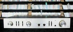Luxman Cl32 Vacuum Tube Stereo Control Amplifier Vintage Pre-owned Japan 2
