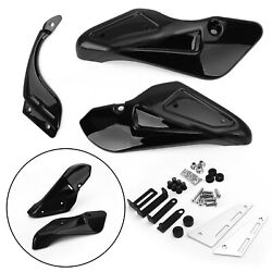 Engine Panel Belly Pan Lower Cowling Cover Fairing For Kawasaki Z900rs 2018+ Bcl