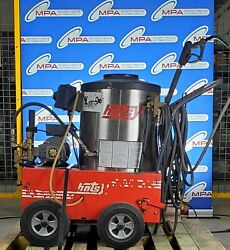 Hotsy Hc205ar/l Pressure Washer 1500 Psi / 560ss / 5-1072 Used