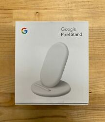 Google Pixel Stand Wireless Charger-white-brand New