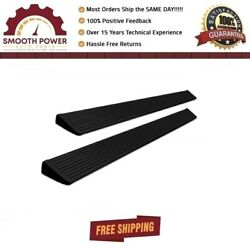 Amp Research 76154-01a Powerstep Fits Chevy Silverado Gmc Sierra Crew /double