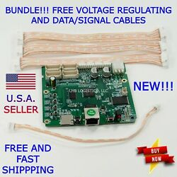 S17+ Bitmain Antminer New Oem Control Board Free Data And Voltage Cable