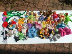 Large Soft And Stuffed Toys - Few Are Very Rare Over 20 Years Old - 1