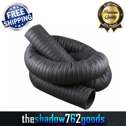 3-1/4 Inch Duct Hose Ac Heater Defrost 6 Feet Cloth Free Shipping Made In Usa