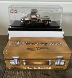 2021 Rlc And03955 Mercedes-benz 300 Sl Hwc Special Edition - In Hand - 17403/20000