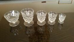 Set Of 61 Pieces Crystal Baccarat Glasses Andndash 20th Century 1930