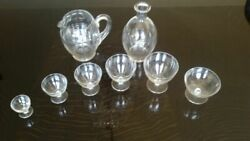 Set Of 63 Pieces Crystal Baccarat Glasses Andndash 20th Century 1930