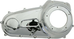 Outer Primary Cover, Chrome, Harley-davidson Dyna Fxdwg 06-17 And Softail 07-17