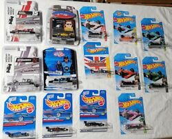 14 Diecast Indy Cars Hot Wheels And Greenlight Lot