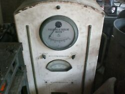 Vintage Gas Analyzer By Cities Service