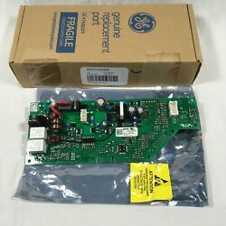 Brand New Ge Dishwasher Control Board Part 265d1462g502 No Jumpers Oem